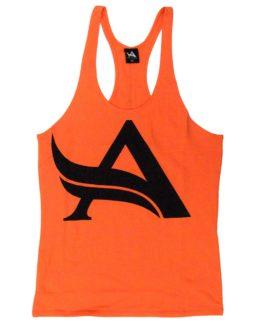 Stringer - Basic - Orange - Black - M