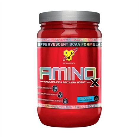 Amino X - 30 doseringen - green apple