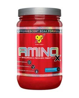 Amino X - 30 doseringen - blue raspberry