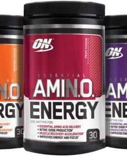 Amino Energy - 30 servings - fruit fusion