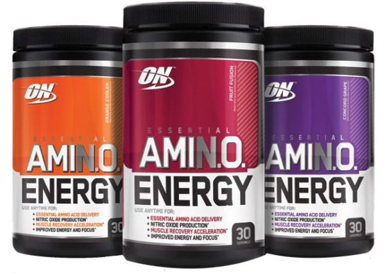 Amino Energy - 30 servings - strawberry lime