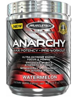 Anarchy - 30 servings - fruit punch