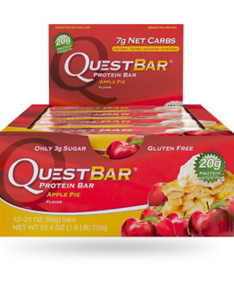 Quest Bar - 1 doos - Apple Pie.