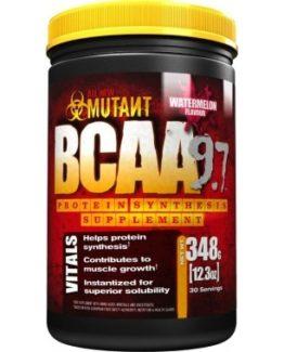 Mutant BCAA 9.7 - 348 gram - green apple