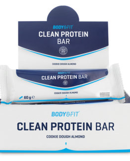 Clean Protein bar - 1 doos - Cookie Dough Almond