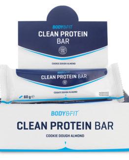 Clean Protein bar - 1 doos - Cookie Dough Almond