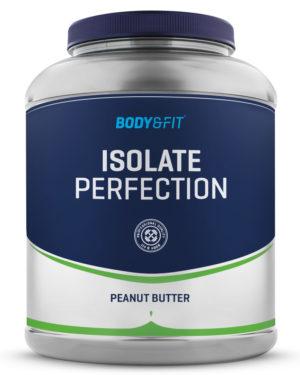 Isolaat Perfection - 2000 gram - Peanut Butter sensation