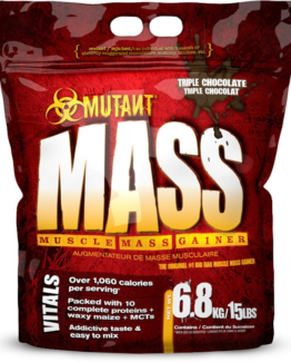 Mutant Mass - 6800 gram - Chocolate Hazelnoot