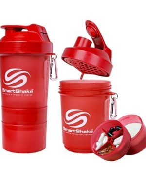 SmartShake Original 600ml - 1 stuk - Neon Orange