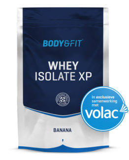 Whey Isolaat XP - 750 gram - banana flavour