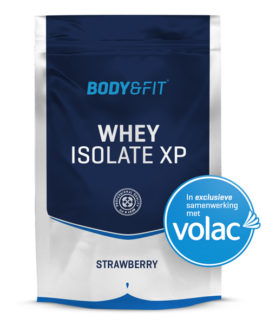 Whey Isolaat XP - 750 gram - strawberry flavour