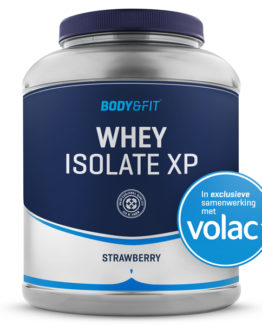 Whey Isolaat XP - 2000 gram - Strawberry flavour