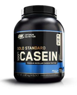 100% Caseine Time Release Proteine - 1816 gram - Chocolate
