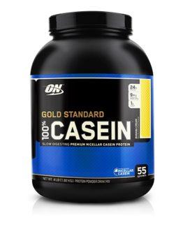 100% Caseine Time Release Proteine - 1816 gram - Banana
