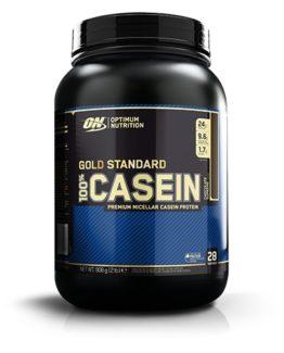 100% Caseine Time Release Proteine - 908 gram - cookies en cream