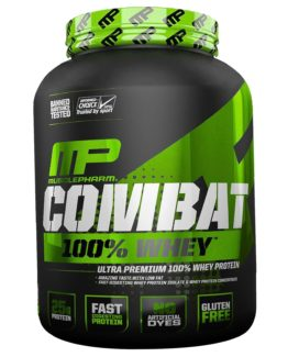 100% Combat Whey-Cookies & cream
