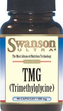 TMG Trimethyl- glycine 500mg